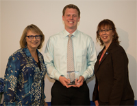 2013 Larson Award photo
