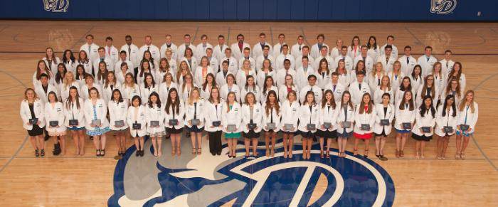 White Coat 2016 - PharmD