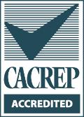 Accreditation symbol for CACREP.  Updated by CACREP 5.2016 MSR