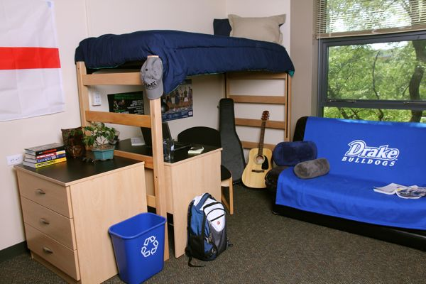 First Year Housing Drake University