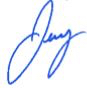 Jerry signature