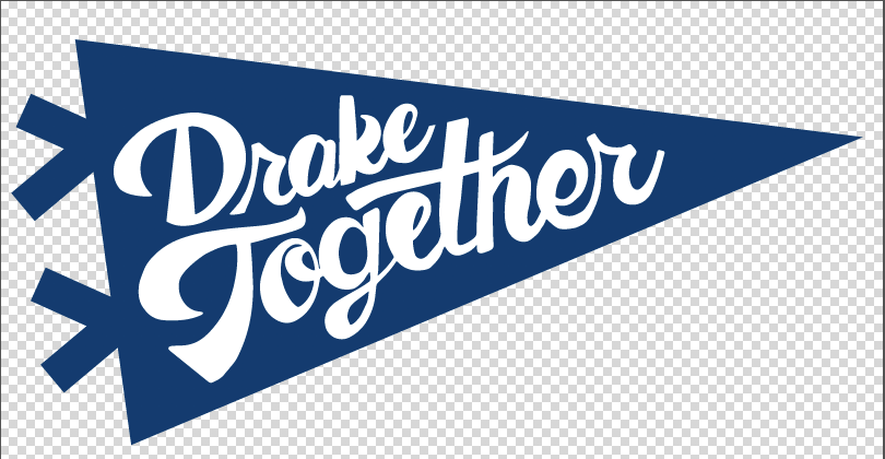 Drake Together Blue Thumbnail Graphic
