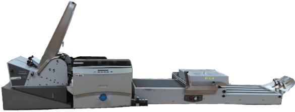 Photo of the Pitney Bowes WF 96 Fixed Head Address Printer.