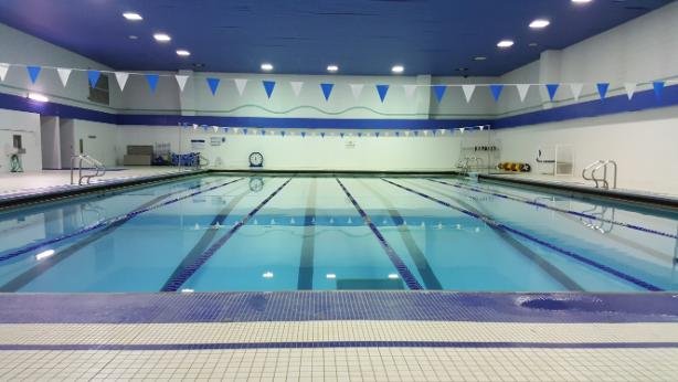 Picture of the Center Pool