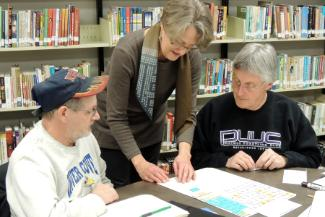 Adult Literacy Center 108