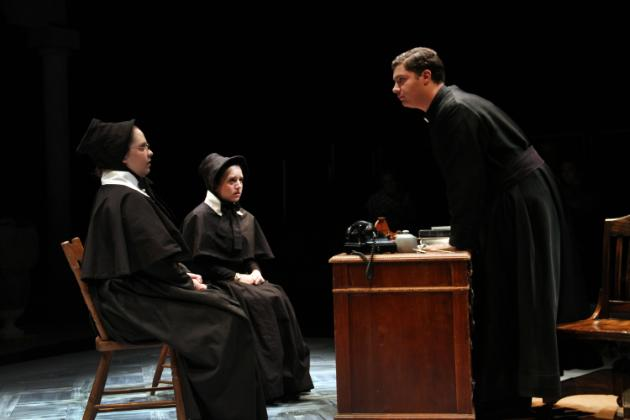Production photo of Doubt