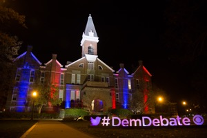 Old Main DemDebate